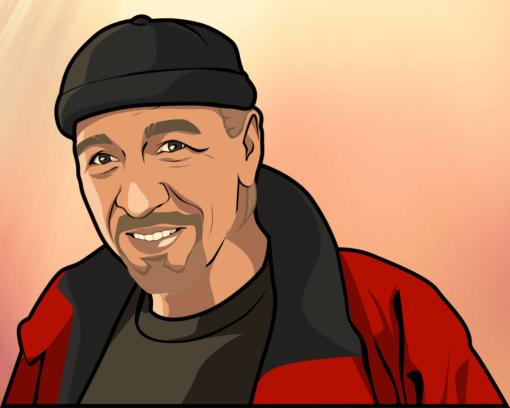 Mitglieder / Mitarbeiter als Cartoon Portrait / Karikatur zeichnen lassen