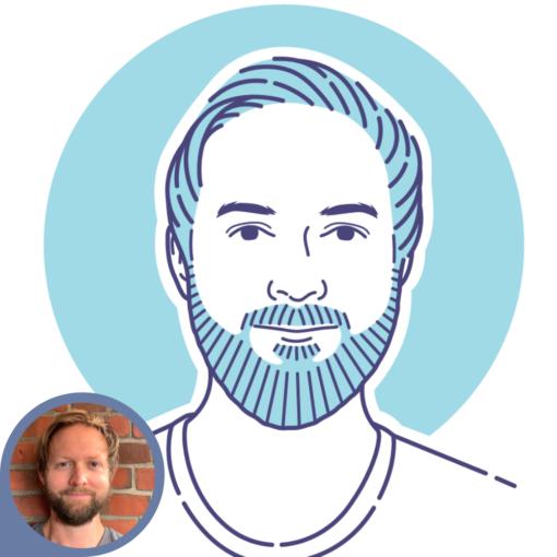 portrait profilbild zeichnen lassen